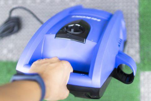 日立工機の高圧洗浄機